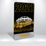 Tarjeta Estadio Jalisco