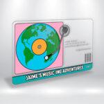 Tarjeta Jaimes Music